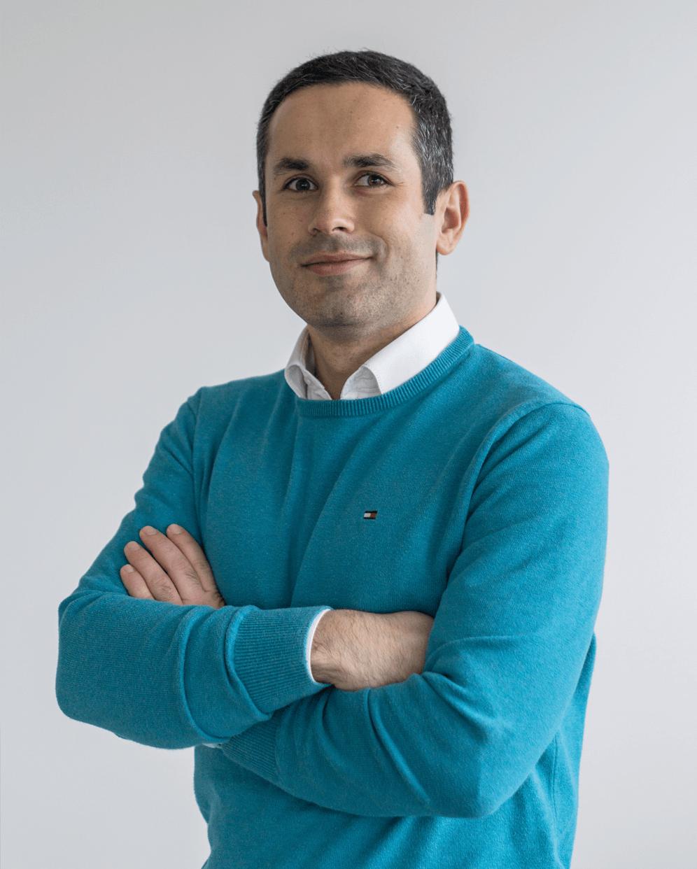 Georgi Vasilev Country Manager in Bulgaria