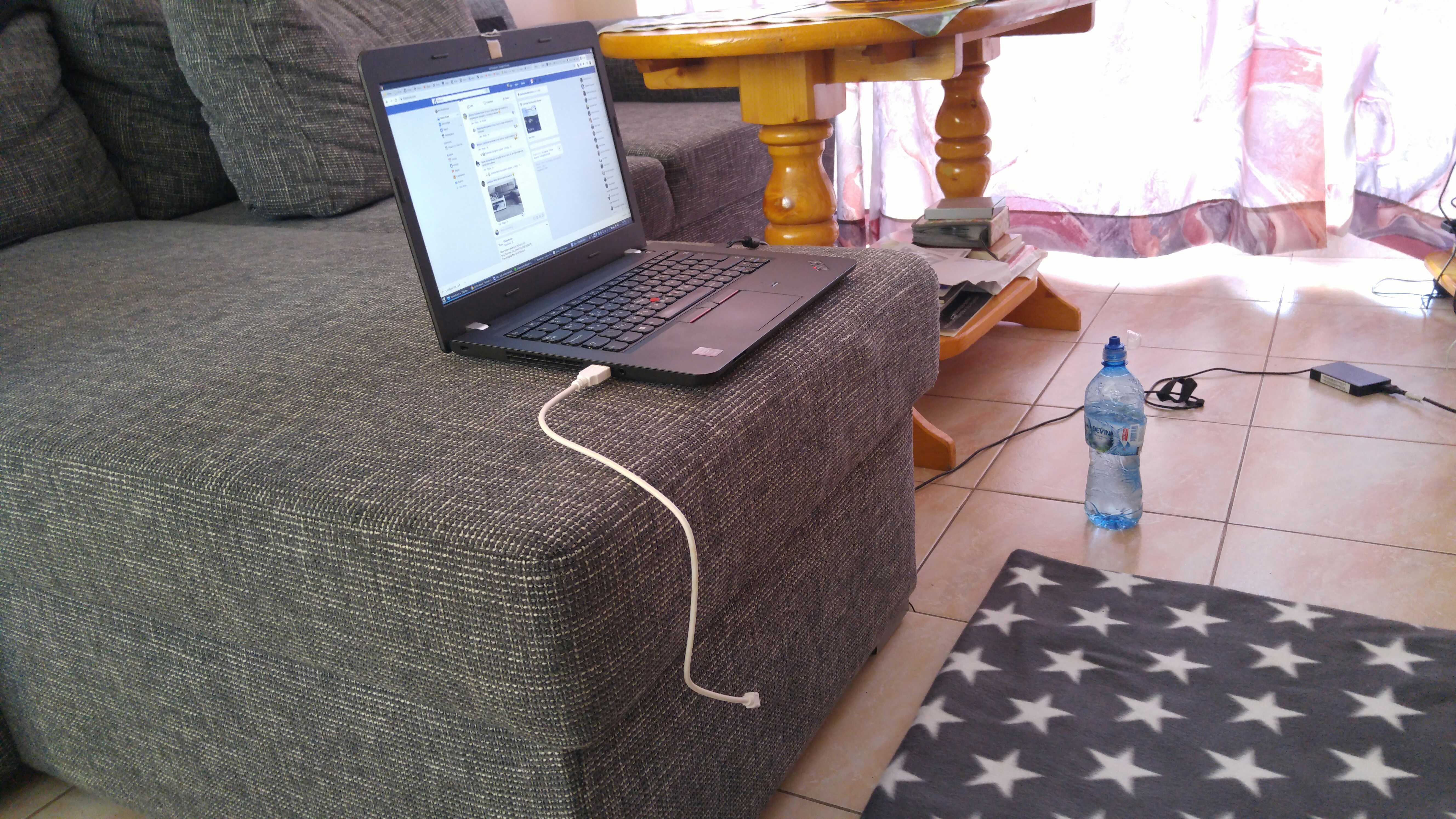 Work from home: non-expert tips and tricks