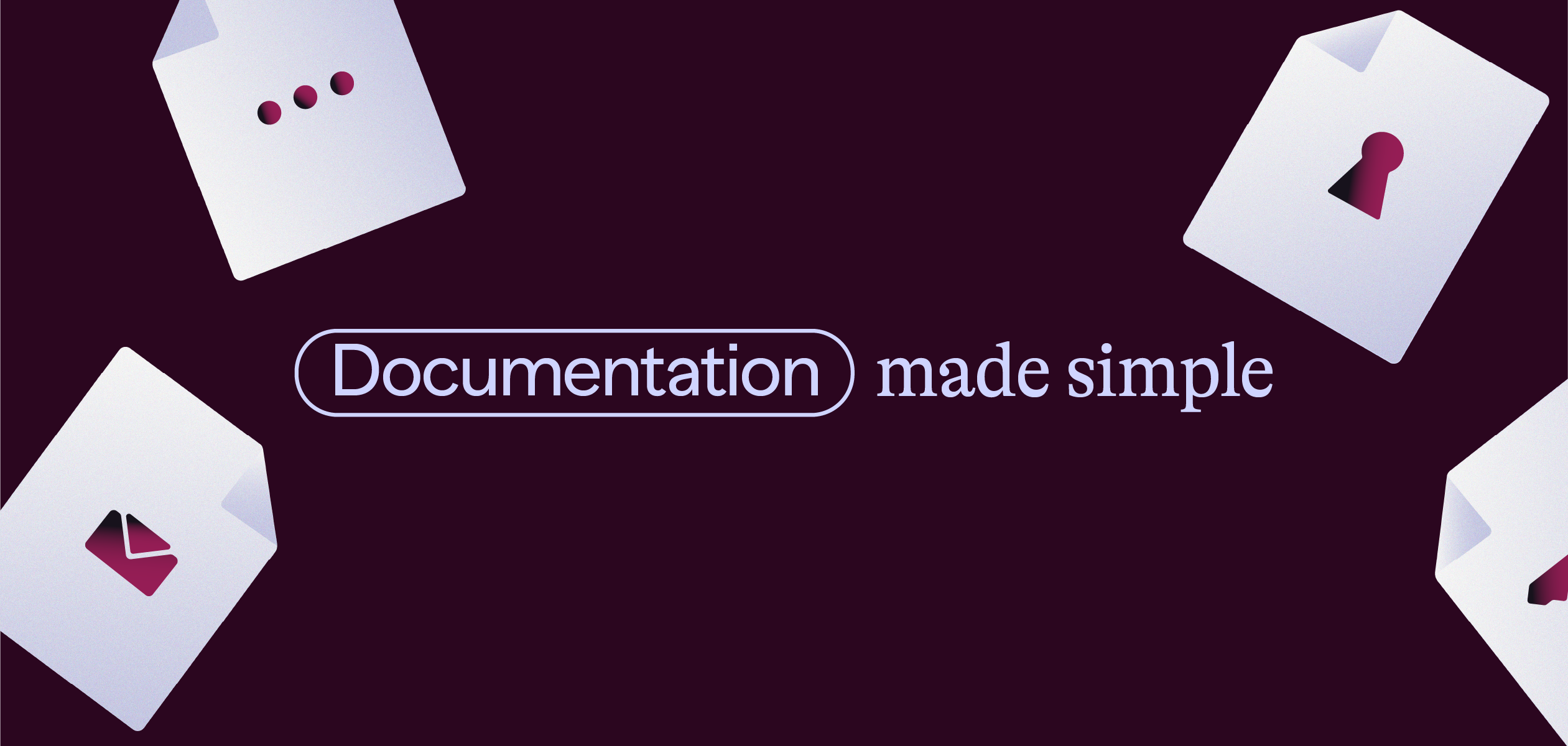 Documentation made simple