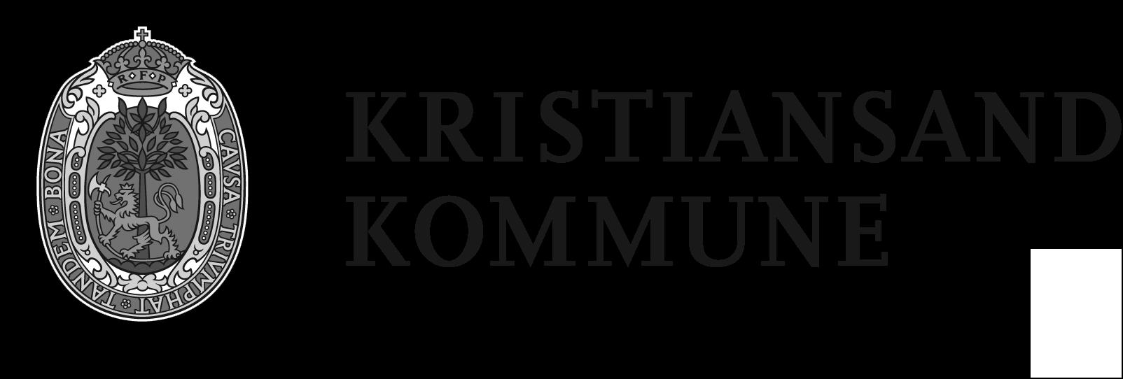 kristiansandSvart
